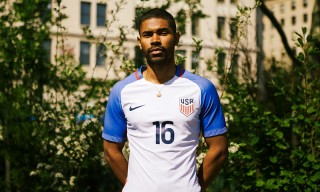 Here's a Closer Look at the USA Men's National Team Nike Soccer Kit