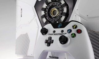 Microsoft Designs Custom Xbox One Inspired by Tony Stark & Iron Man