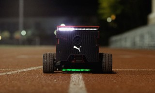 Meet the PUMA BeatBot – Your Robotic Running Companion