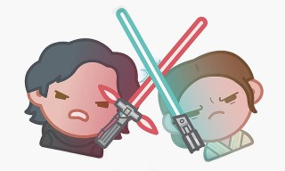 The Entirety of 'Star Wars: The Force Awakens' Told Through Emoji