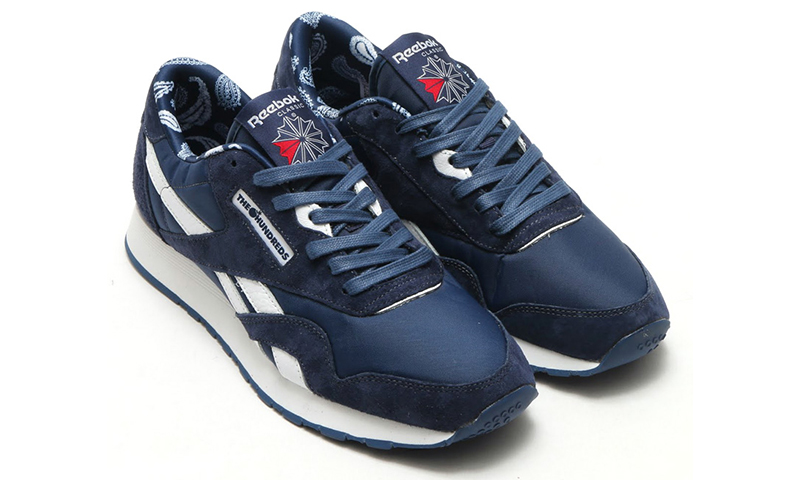 40a7a6b57c1 ... The Hundreds and Reebok Join Forces for Classic Nylon Collaboration .