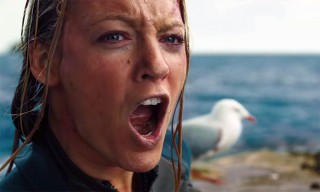 Blake Lively Gets Attacked by a Great White Shark in 'The Shallows' Trailer