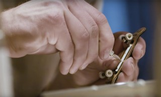 Go Inside the Life of a Professional Fingerboarder