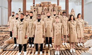 Valentino Links With YEEZY Season's Vanessa Beecroft For New Campaign