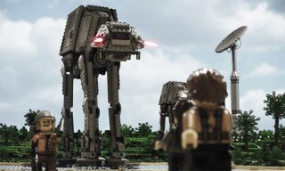 'Rogue One: A Star Wars Story' Trailer Gets Expertly Recreated in LEGO
