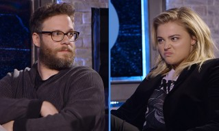 Watch Seth Rogen & Chloë Grace Moretz Insult Each Other for 5 Minutes Straight