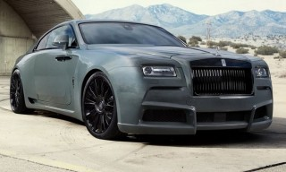 "The SPOFEC Rolls-Royce Wraith ""Overdose"" Looks Insane"