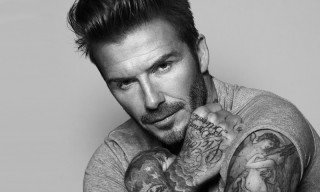 Biotherm Homme Teams up With David Beckham for a New Grooming Collection