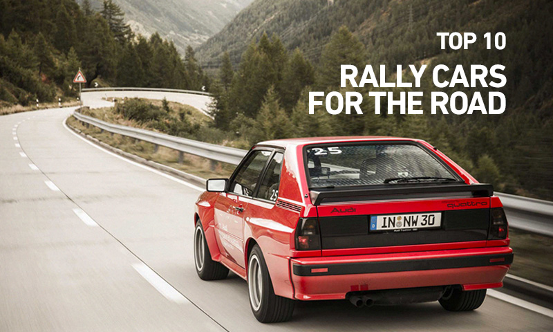 The 10 Best Rally Cars For The Road | Highsnobiety