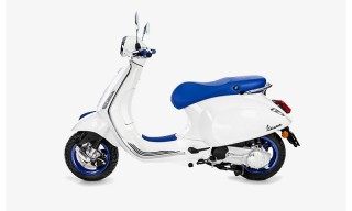 colette Links up With Vespa for a Glorious Limited-Edition Scooter