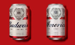 "Budweiser Renames Its Beer ""America"" for the Summer"