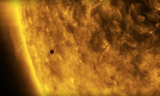Watch Mercury Cross the Sun in NASA's Beautiful Timelapse Video