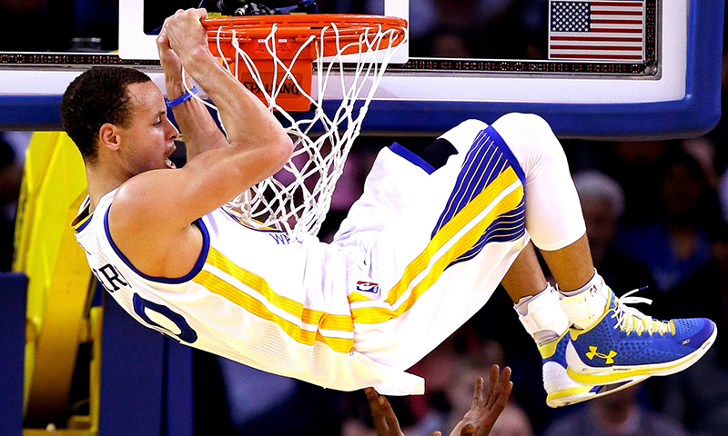Watch The Best Plays From Stephen Curry S Career Thus Far