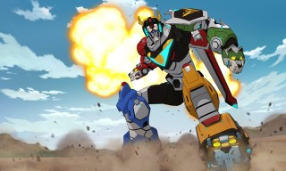 Netflix Revives an '80s Classic With 'Voltron: Legendary Defender' Official Trailer