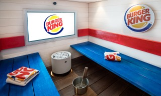 A Burger King in Finland Has Opened a Spa
