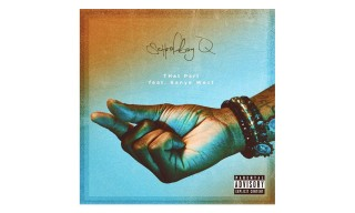 "Listen to Schoolboy Q's New Tune ""THat Part"" feat. Kanye West"