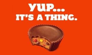 Reese's Is Now Making Reese's Cups Stuffed With Reese's Pieces