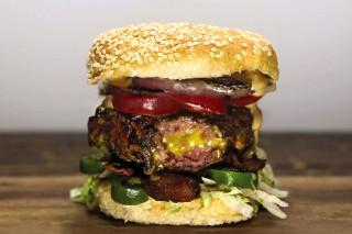 'Pornburger' Is the Essential Cookbook for Burger Fiends