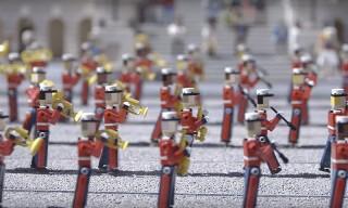 Take a Look Inside LEGOLAND's Model Shop, Home to More Than 3 Million Bricks