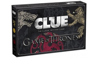 'Game of Thrones Clue' Board Game Lets You Be as Ruthless as the Show