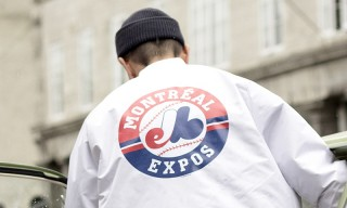 Off The Hook & '47 Collaborate on Vintage Expos Bomber Jacket