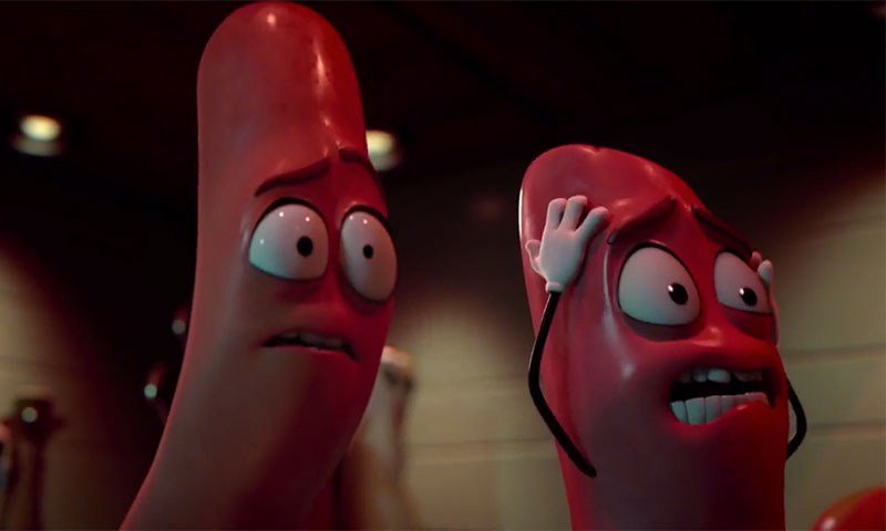 Sausage party final fight