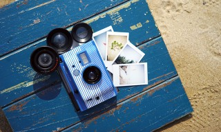 Lomography Looks to the Beach With Lomo'Instant San Sebastian