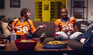 Watch Lil Dicky Joke With NFL Stars About Rob Gronkowski's 'Madden 17' Cover