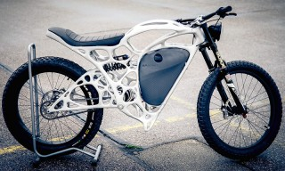 This Is the World's First 3D Printed Motorcycle