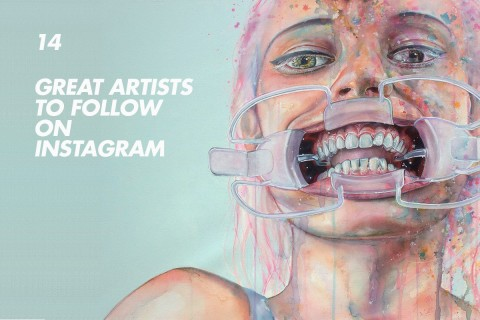 14 Of The Best Artists To Follow On Instagram Highsnobiety