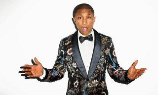 Pharrell Williams' New Website Is an Archive of 20 Years' Work