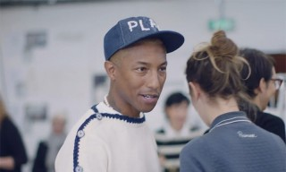 Chanel Announces Fashion Collaboration With Pharrell Williams
