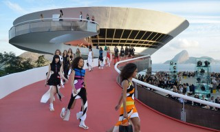 Louis Vuitton Heads to Brazil for Stunning Cruise 2017 Show