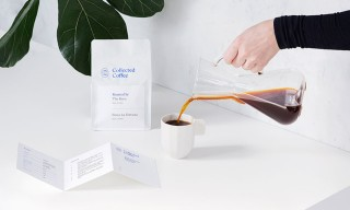 Collected Coffee's Subscription Service Delivers a Different Blend Each Month