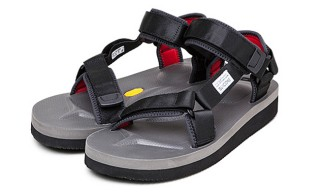 Deluxe Taps Suicoke for Summer-Ready Sandal Collaboration