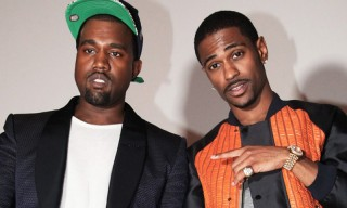 Listen to Snippets of This New Kanye West and Big Sean Collaboration