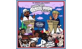"""A$AP Rocky Sets Fire to Smoke DZA's Glorious Return Single """"Nine"""""""