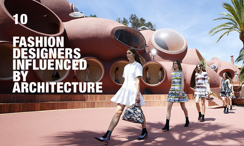 Fashion Designers Who Studied Architecture