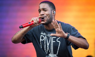 Kid Cudi Says He's Dropping Two Albums This Year