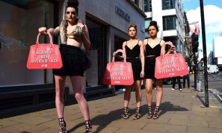 PETA Infiltrated the Hermès Boardroom to Protest Against Ostrich Slaughter
