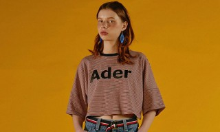 Ader Error Delivers Primary Color Realness in SS16 Lookbook