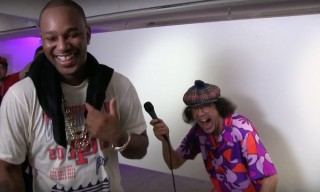 "Nardwuar Gets the Story of ""Pause"" and ""No H*mo"" From Cam'ron in Latest Interview"