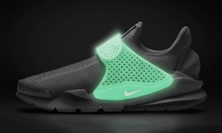 NIKEiD Brings Glow-in-the-Dark Customization to the Sock Dart