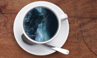 Check out This Incredible 'Coffee Mug Manipulations' Series by Designer Victoria Siemer