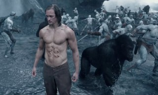 'The Legend of Tarzan' IMAX Trailer Teases an Epic Battle Between Man and Beast