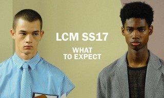 The World's Most Influential Buyers Weigh in on LCM SS17