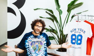 Harry Bee of The 88 Shows Us His Vintage Tee Collection