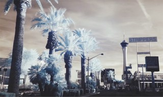 Las Vegas in Infrared Shines a New Light on Sin City