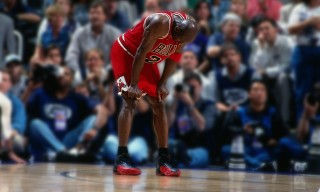 "Jordan Brand Launches ""Greatness Overcomes"" Campaign in Honor of ""Flu Game"""