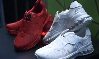 Lenovo's Smart Sneaker Doubles up as a Game Controller